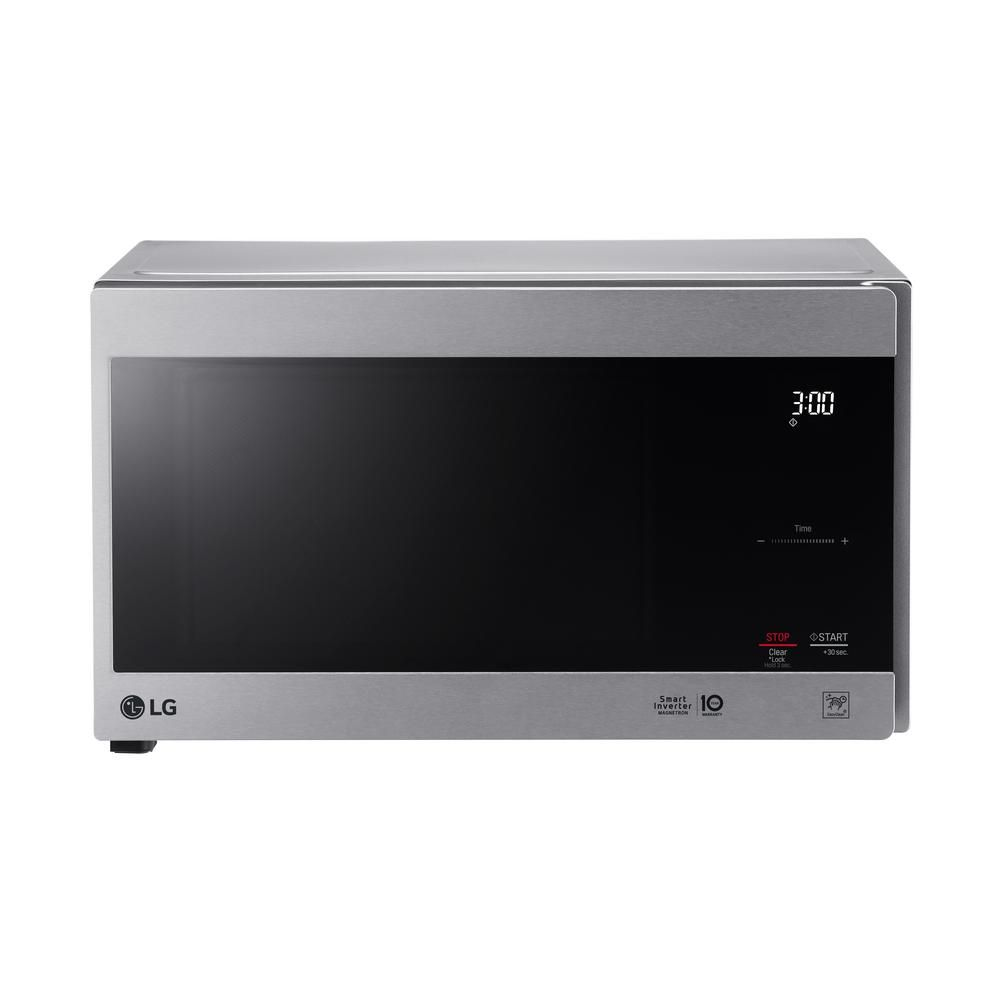 Lg Electronics Neochef 0 9 Cu Ft Countertop Microwave In