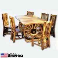 Western Kitchen Table How To Set Up A Pantry Dining Tables Wrought Iron And
