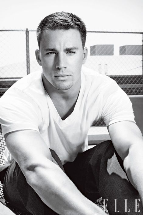 Channing Tatum ~ Yep, he is indeed easy on the eyes!!