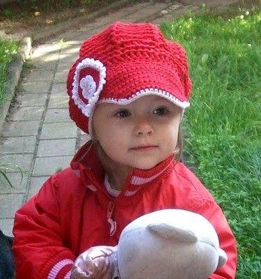 Häkelanleitung Mütze kostenlos | crochet (Kleidung) | Pinterest ...