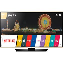 Smart Tv Led 43 Lg 43lf6350 Full Hd Com Conversor Digital 3 Hdmi