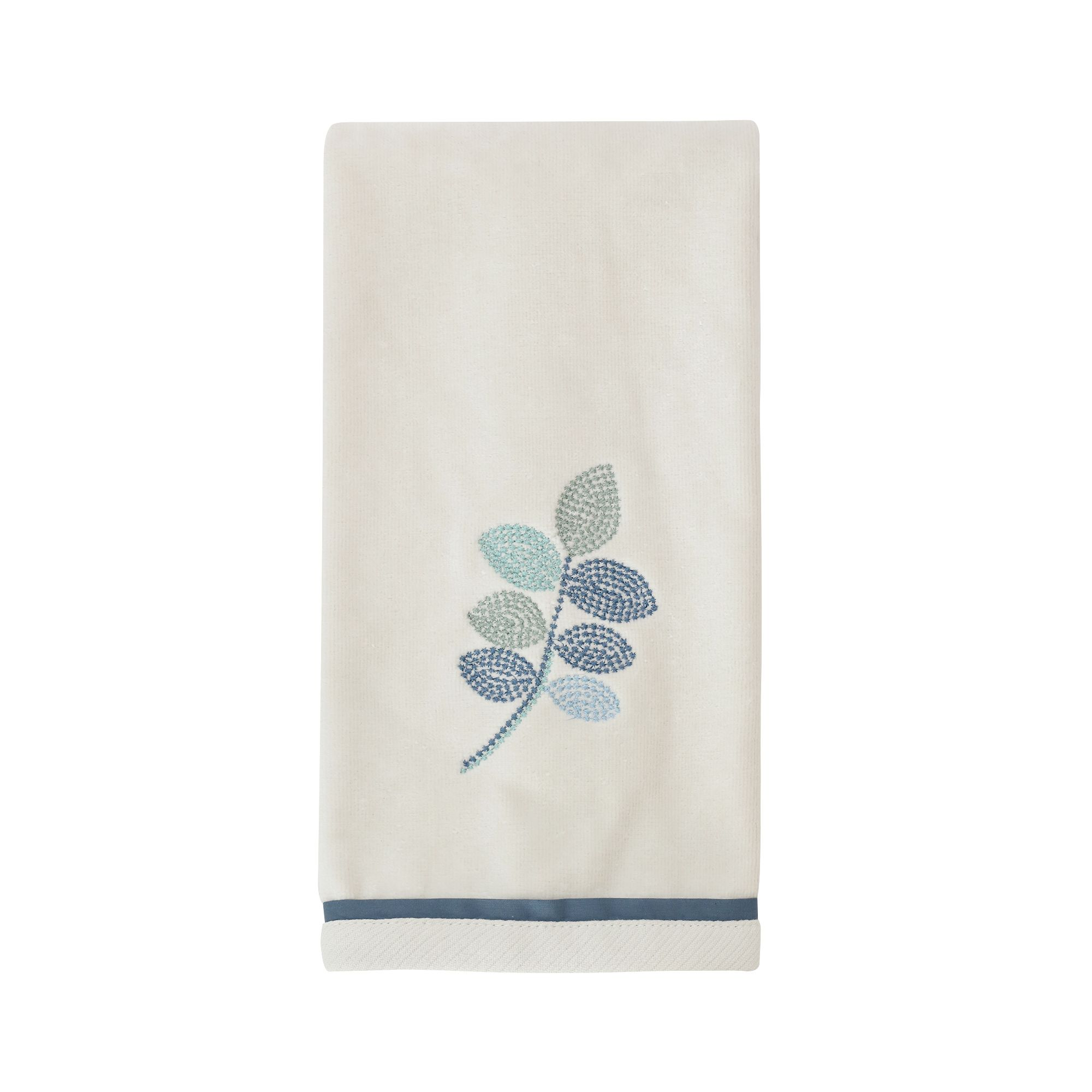 Mosaic Leaves Spa Bath Collection Spa Hand Towels Stylish Towel Hand Towels