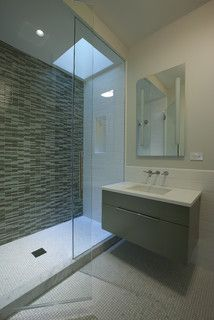 Awe Inspiring Like The Mosaic Tile On One Wall Only Nice Sleek Look Here Download Free Architecture Designs Fluibritishbridgeorg