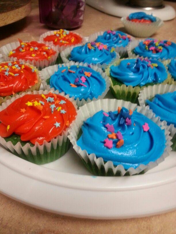 Home-made Cupcakes ☆☆☆