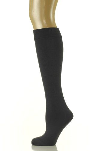Noble Mount Womens Premium Fleece Lined Trouser Socks 2-Pack (Size 9-11) $14.99 (save $5.00)