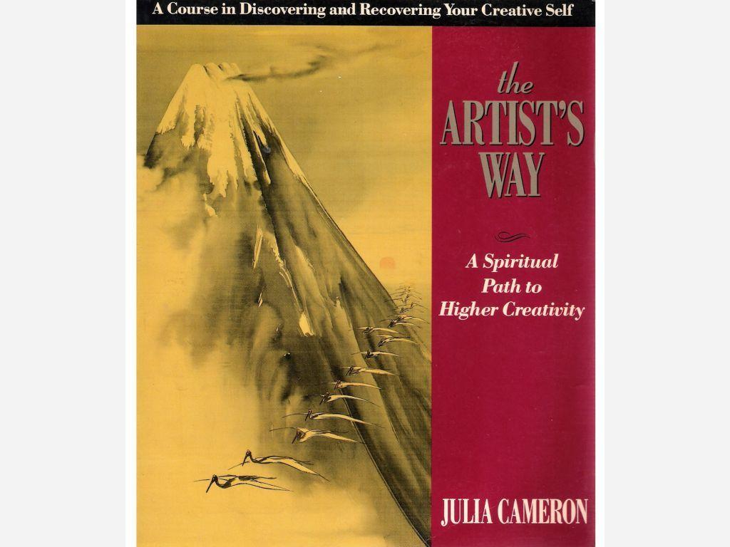 julia cameron the artists way books art books i own