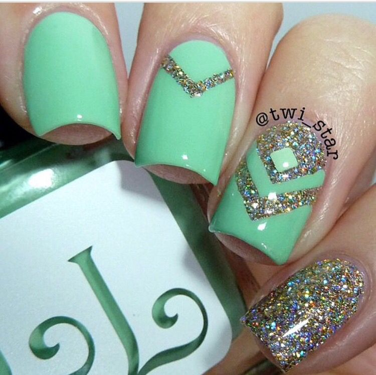 Love this color | Nail ideas | Pinterest | Arte de uñas, Diseños de ...