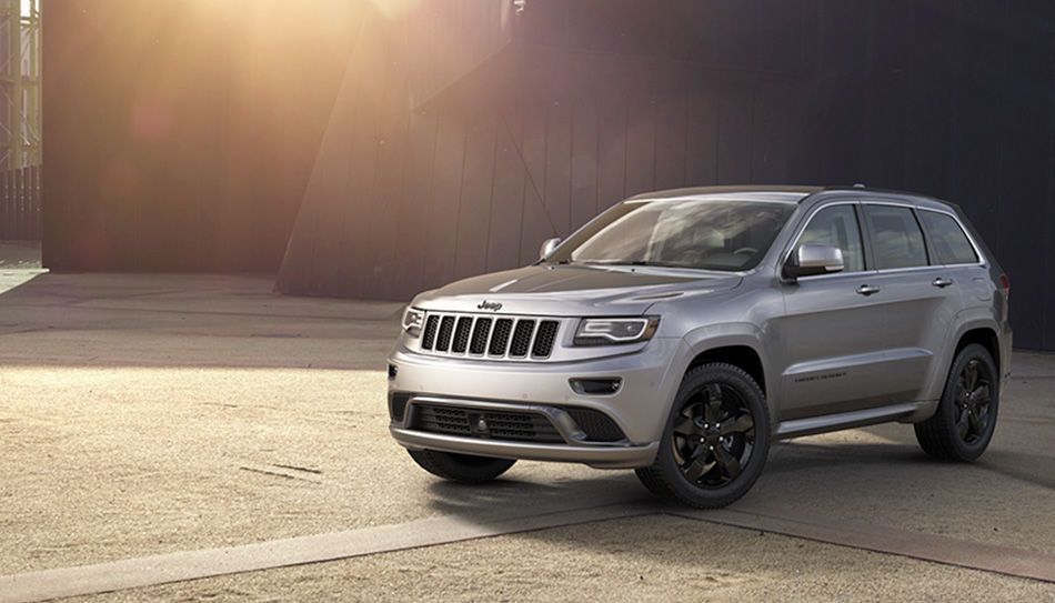 Did you know the new Grand Cherokee has Stop/Start tech