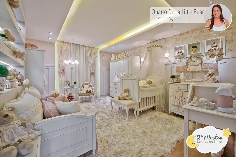 Quarto Duda Little Bear Por Renata Sguario Para A 2 Mostra  ~ Rodameio Para Quarto De Bebe E Foto De Quarto Infantil