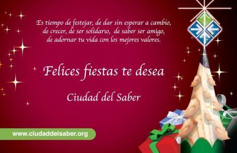 Resultado de imagen para tarjeta de navide as de una - Frases navidenas para empresas ...