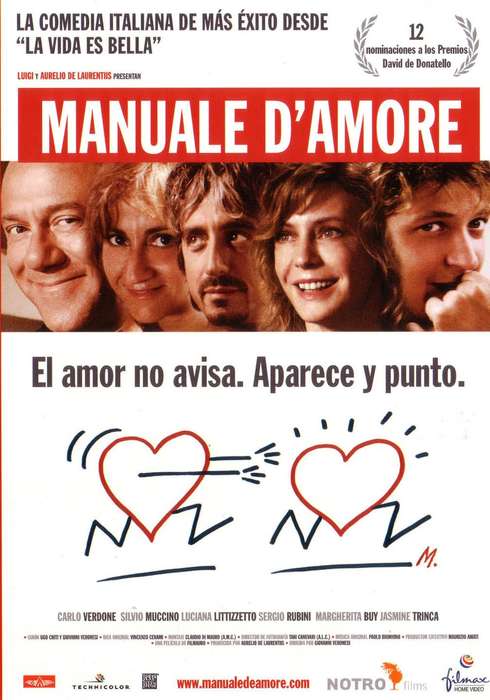Manuale DAmore Streaming