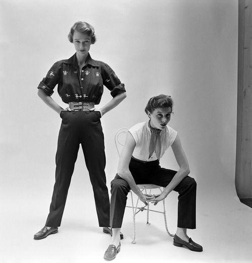 Photo for Life magazine by Gordon Parks, 1951.