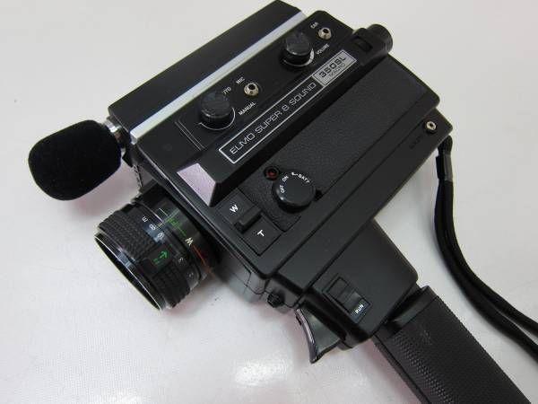 SO264KC エルモ ELMO 350SL Macro Super 8 Sound