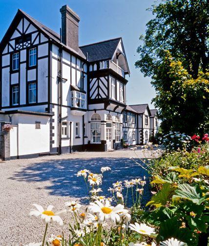Rosemullion House Falmouth Cornwall Uk England Bed And