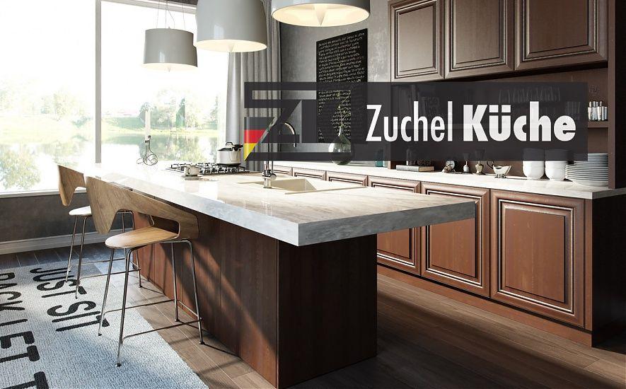 Modern oder Landhaus? Beides! ZUCHEL Küche Küche Pinterest - küche landhaus modern