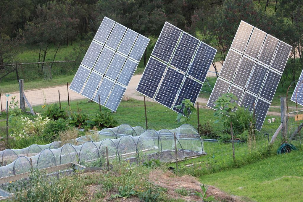 Des panneaux solaires pour lu0027autoconsommation © Mountain Ash