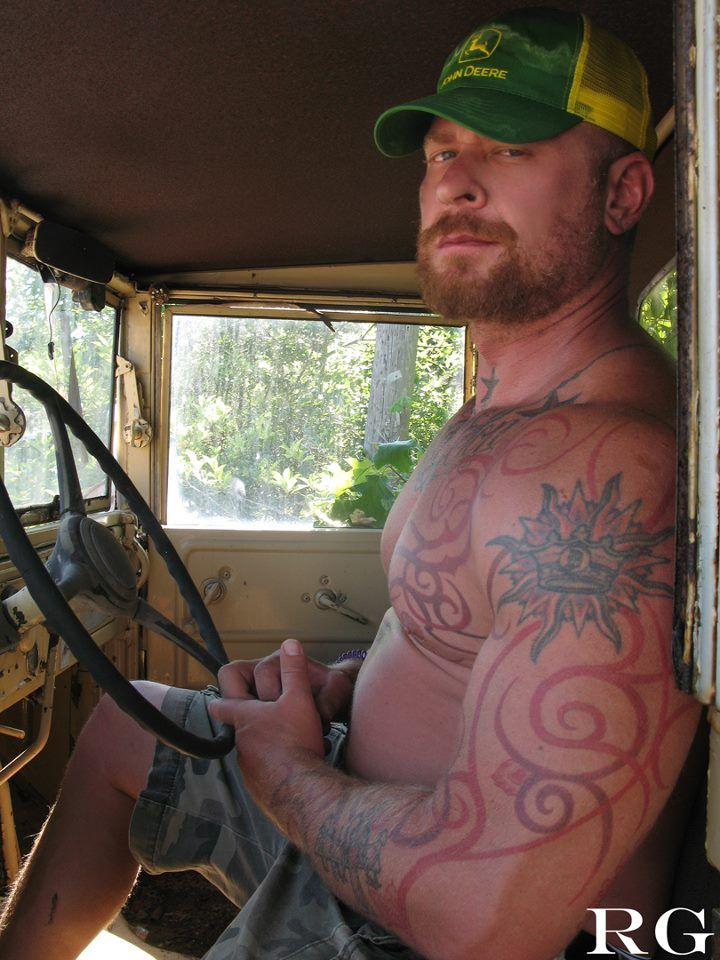 Trucker sex gay