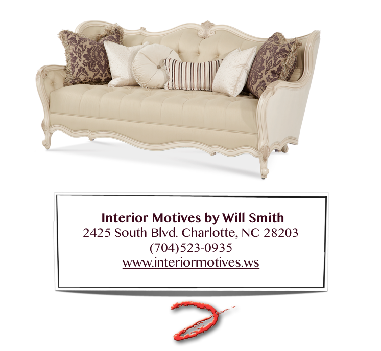Get Your Next Sofa At Interior Motives By Will Smith Furniture Store. Order  This Sofa Today! Charlotte, NC 28203 Www.