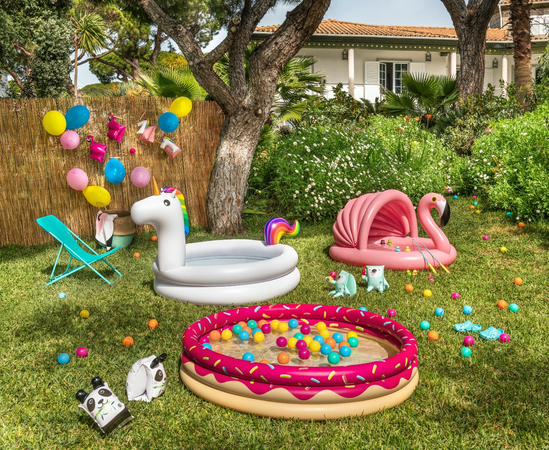 Soldes 2020 Piscine Gonflable Enfant 3 Boudins Donut Piscine Gonflable Enfant Piscine Et Spa Jardin Et Plein Air Gifi En 2020 Piscine Gonflable Piscine Piscine Spa