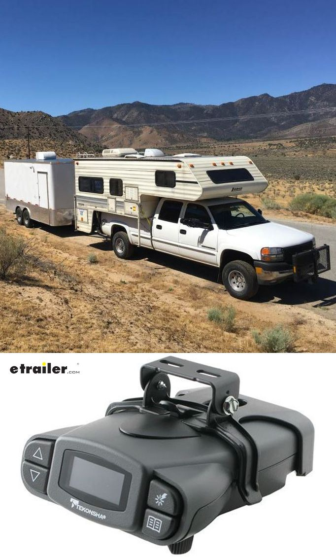 Tekonsha Prodigy P3 Trailer Brake Controller 1 to 4