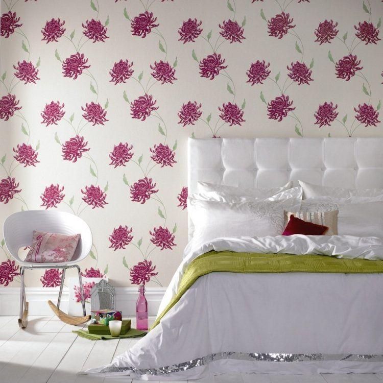 dco chambre adulte 57 ides fascinantes emprunter - Decoration Chambre Adulte Papier Peint