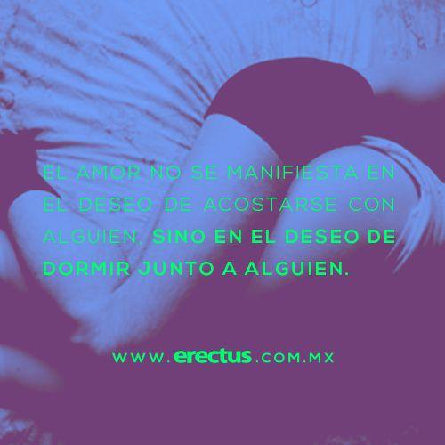 Vive el amor con Erectus: http://www.erectus.com.mx/   Pareja, Love, True Love, Vida.