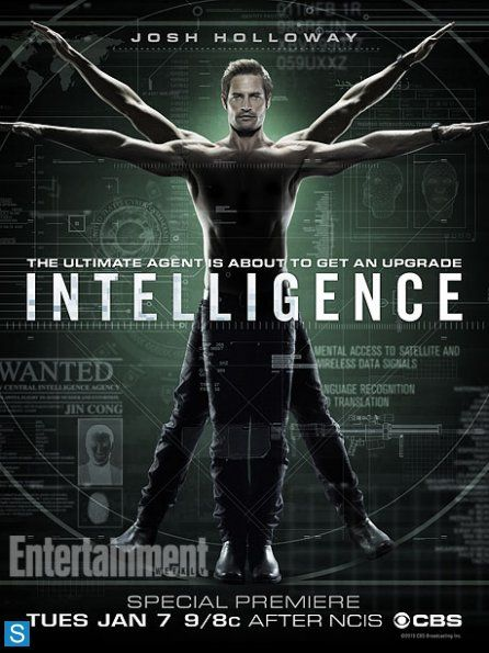 Resultado de imagen de poster intelligence serie