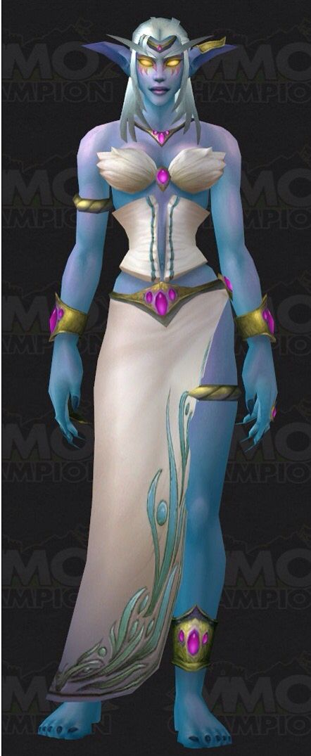 Queen Azshara From World Of Warcraft Cosplay World Of Warcraft