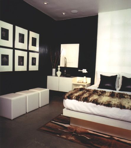 Malibu Beach House - contemporary - bedroom - los angeles - Annette English