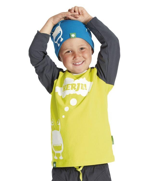 Vossatassar, lekende barneklær #norwegian #kidswear #barndklær #barnogleker