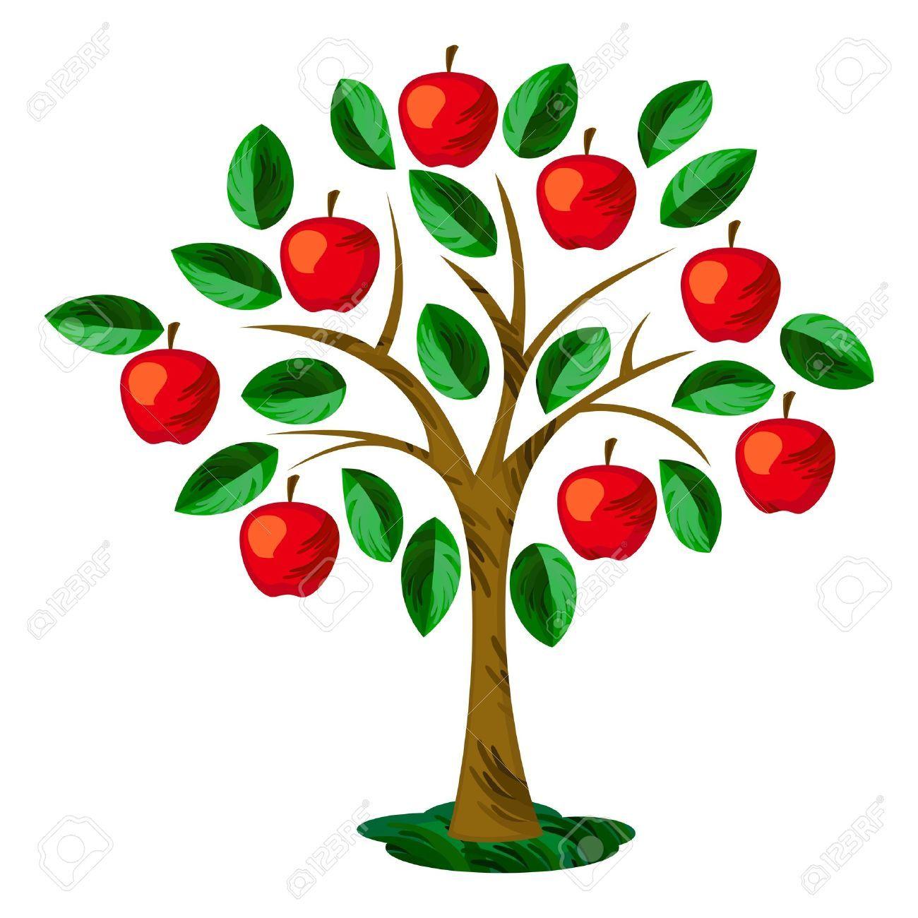 Clipart Crab Apple Tree 2 Crabapple tree, Tree icon