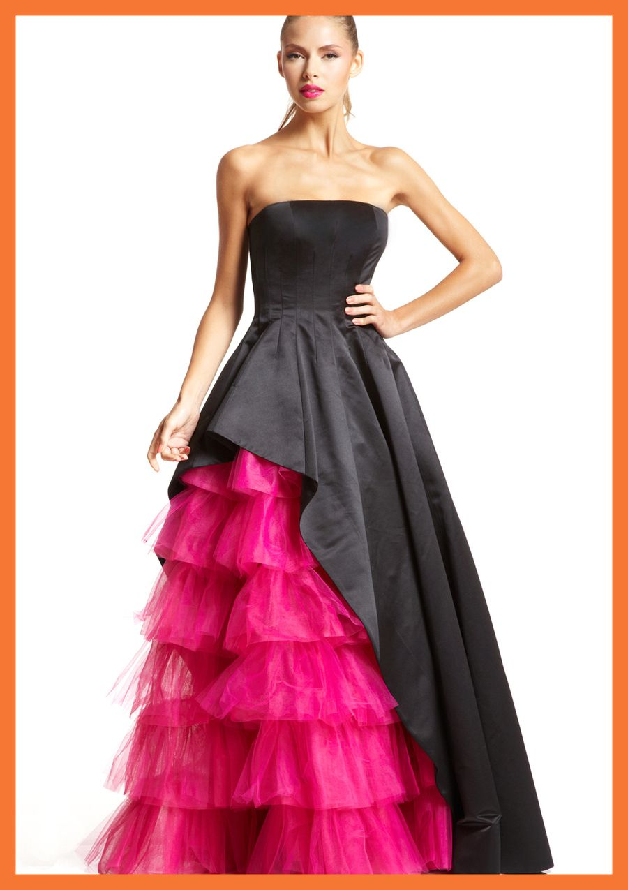 Betsey Johnson Gowns