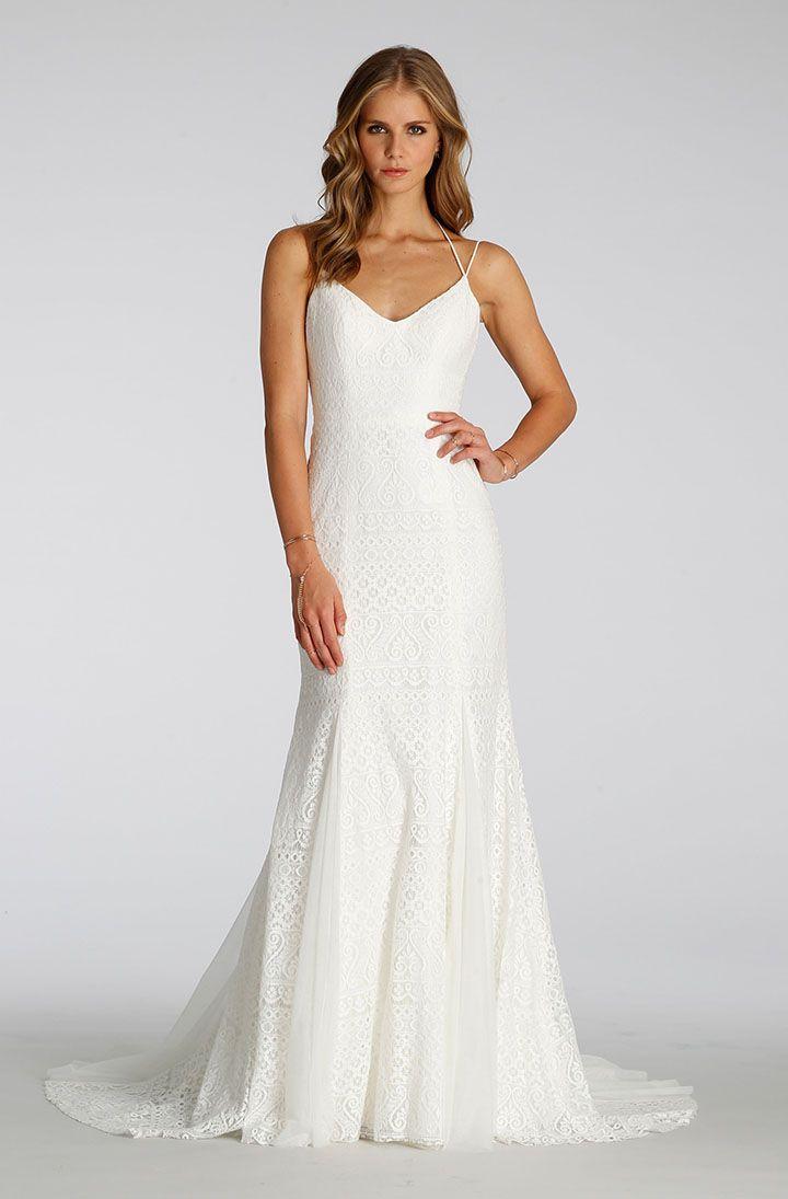 Fashion Friday: Wedding Gowns with Bandeau Straps | Arizona Weddings ...
