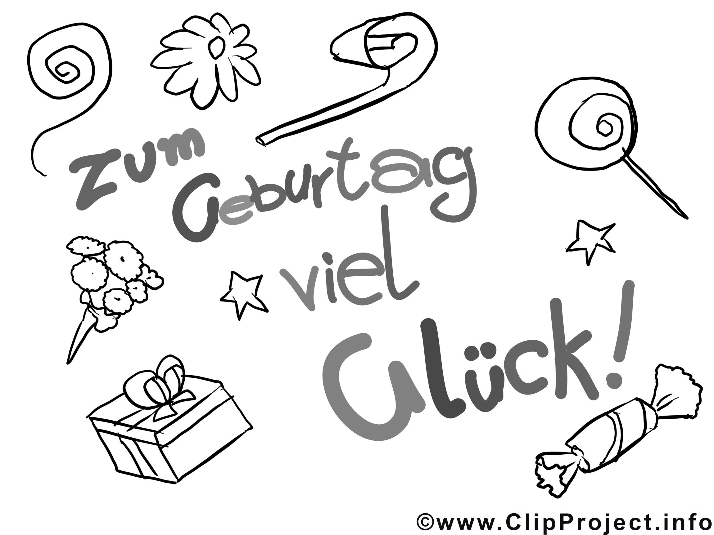 Ausmalbilder Zum Geburtstag Zum Ausdrucken http://www