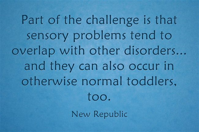 Is Sensory Processing Disorder Real >> Is Sensory Processing Disorder Real Sensory Processing
