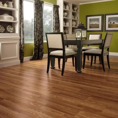 Pennsylvania Traditions Oak 12 Mm Thick X 7 96 In Wide X 53 4 In Length Laminate Flooring 15 04 Sq Ft Case 3678 Flooring Oak Laminate Laminate Flooring