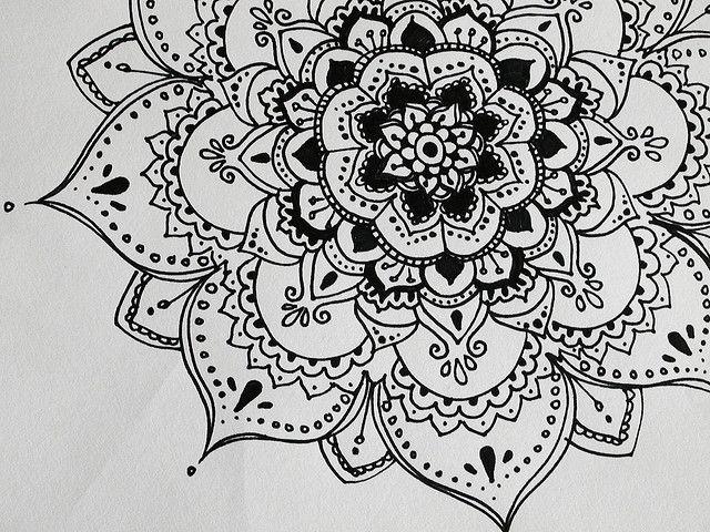 Henna Esk Flower Mehindi Henna Tattoos Henna Designs
