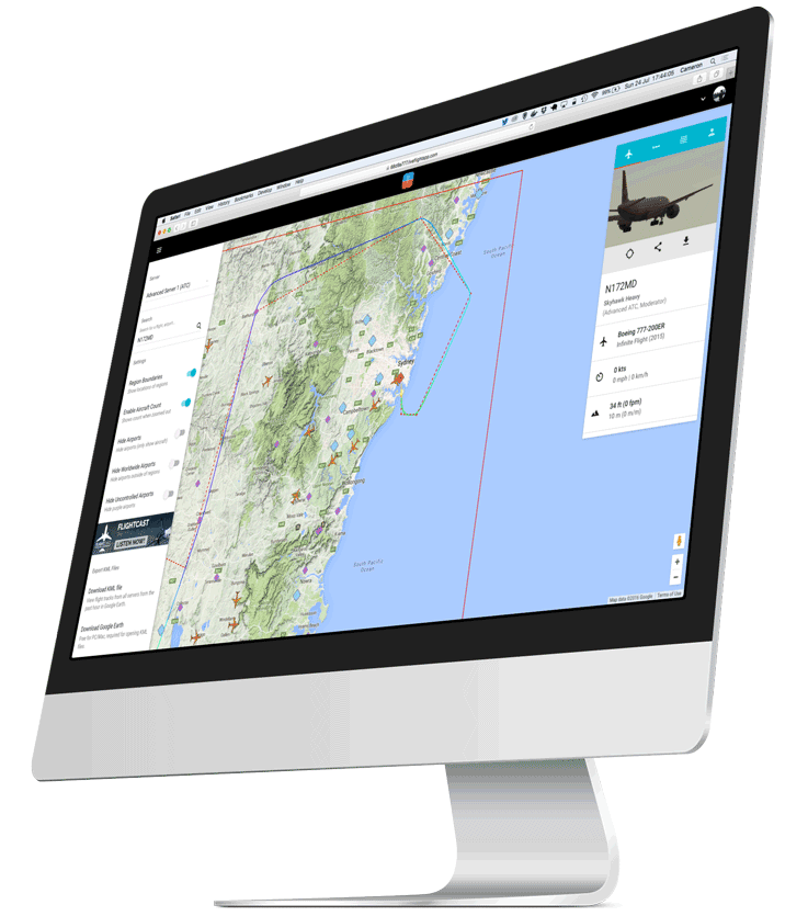 Liveflight Is The Ultimate Flight Tracker For Infinite Flight Live Track Flights And Atc In Real Time And Easily Search For An Flight Tracker Tracker Infinite