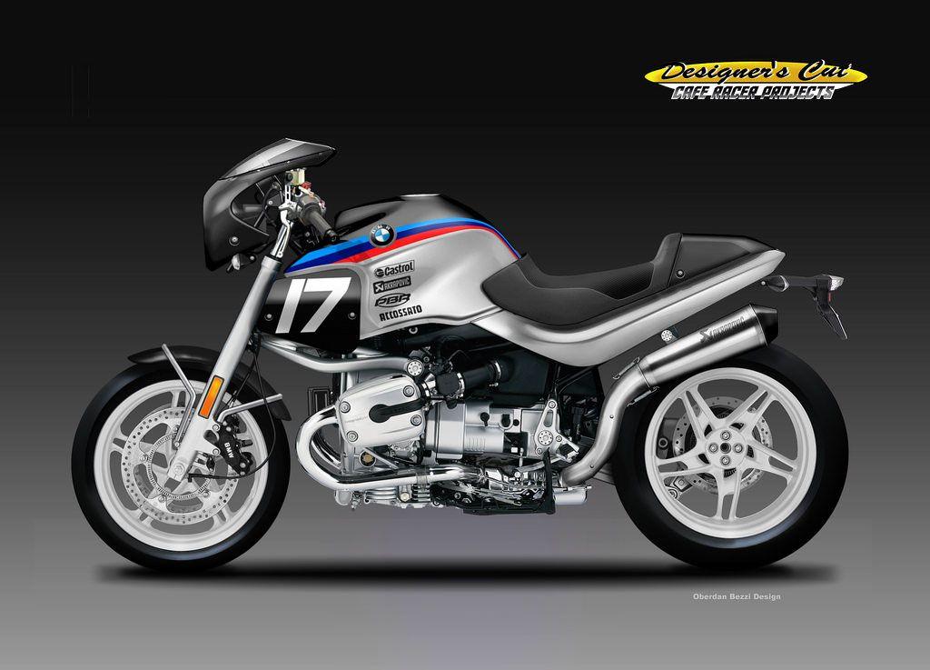 Bmw R 1150 Lucky Bros On Behance Bmw Motorbikes Bmw Cafe Racer