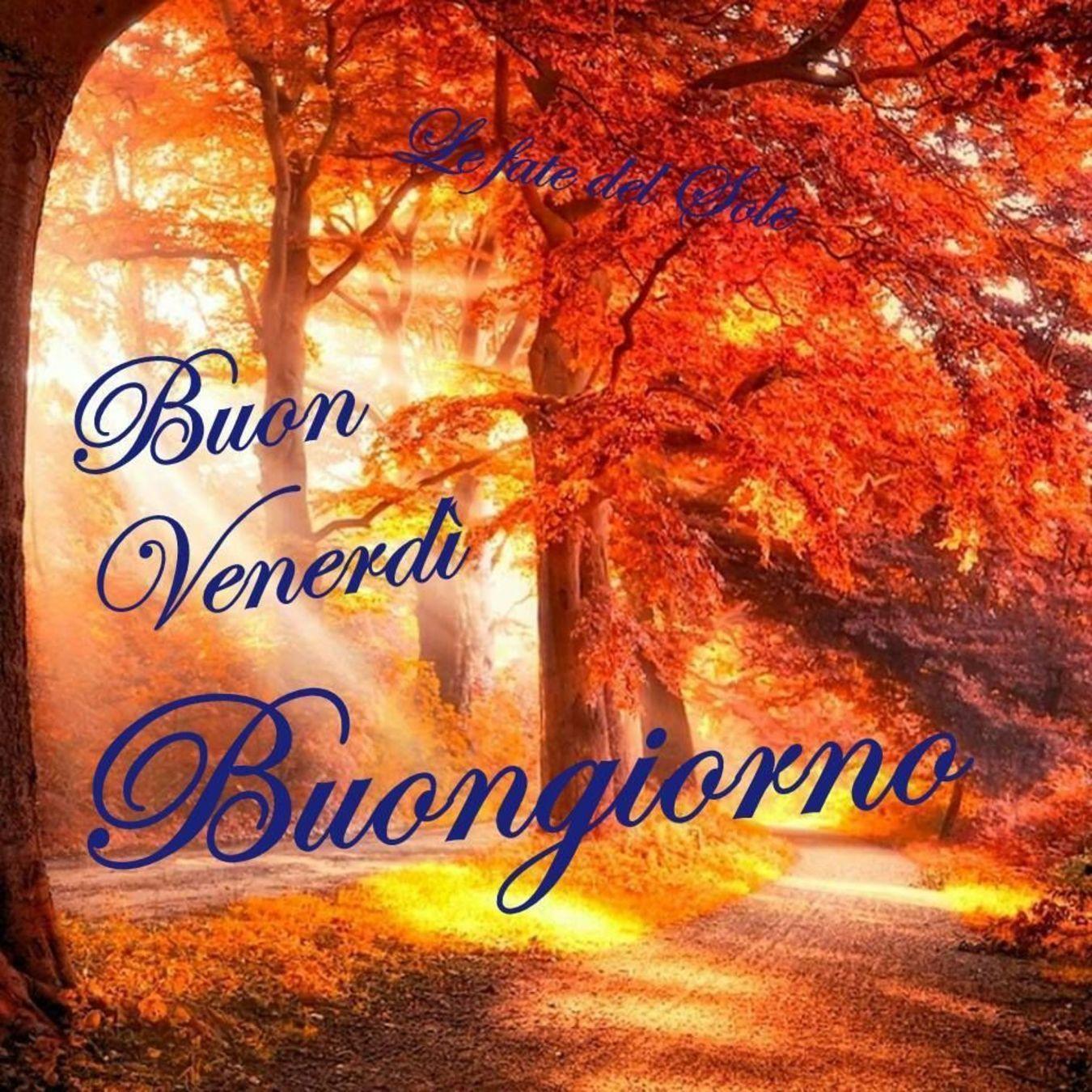 Buon Venerdi Buongiorno Autunnale 91 Buongiorno Immagini It Venerdi Buongiorno Buongiorno Venerdi