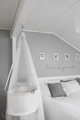 AuBergewohnlich Schöne Wandfarbe Als Alternative Zu Weiß Für Das Schlafzimmer, Schlicht Und  Edel