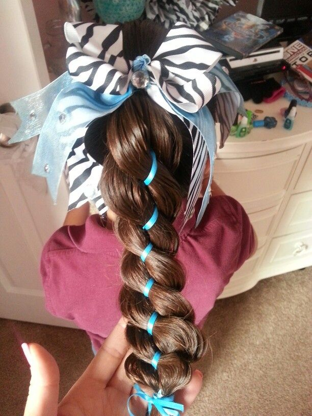 25 Cute Hairstyles With Tutorials For Your Daughter Sof Hair