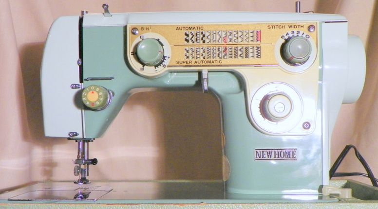 janome new home super automatic model 702 made in japan loaded rh pinterest com new home sewing machine model 702 manual new home sewing machine model 702 manual