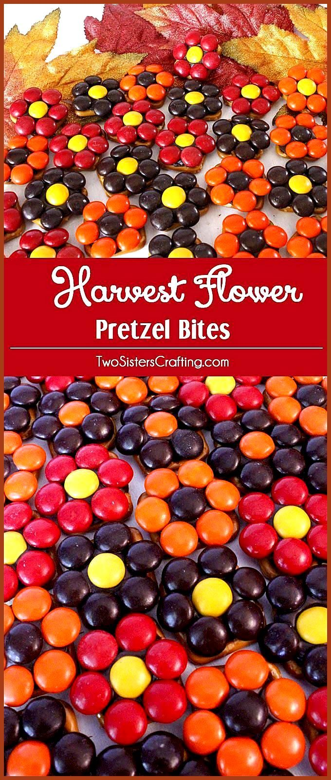 Harvest Flower Pretzel Bites Harvest Flower Pretzel Bites Informations About Harvest Flower Pretzel Bites Pin You can easily use my profile to examine different pin types...
