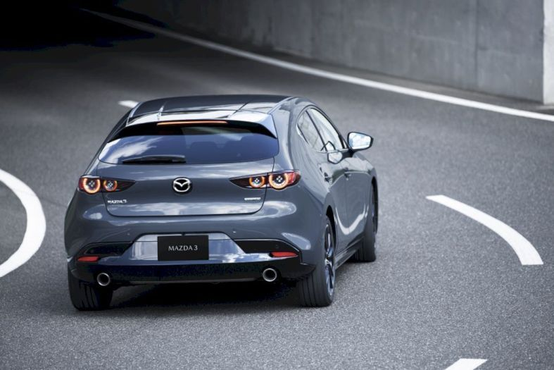 All New Mazda 3 An Object Of Universal Desire Mazda 3 Hatchback