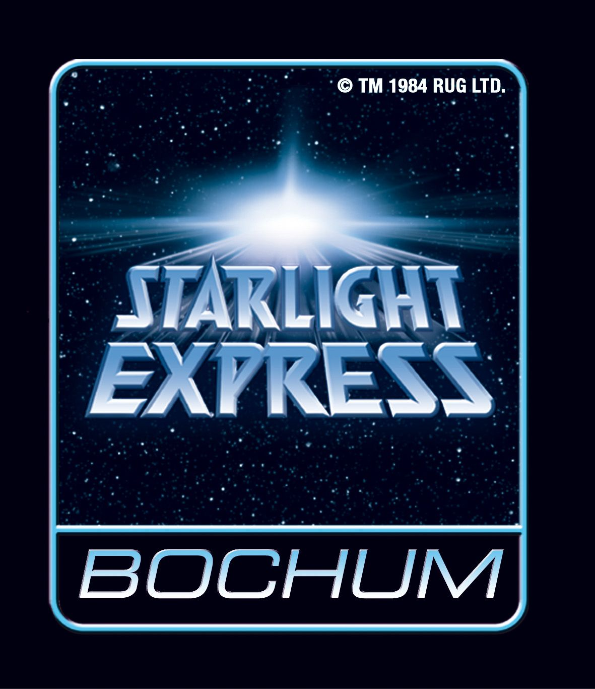 Starlight Express 360 Grad Sessel Beste Plätze Starlight Express Bild Im Theater Zu Starlight