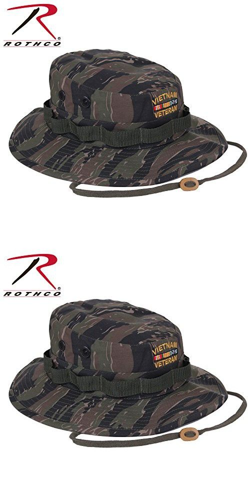 8daf68f40f5 Rothco Vietnam Veteran Boonie Hat