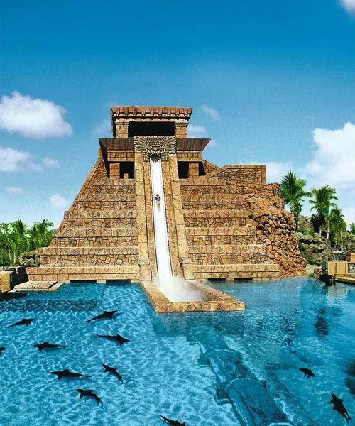 Amazing Atlantis Paradise Island Resort Bahamas