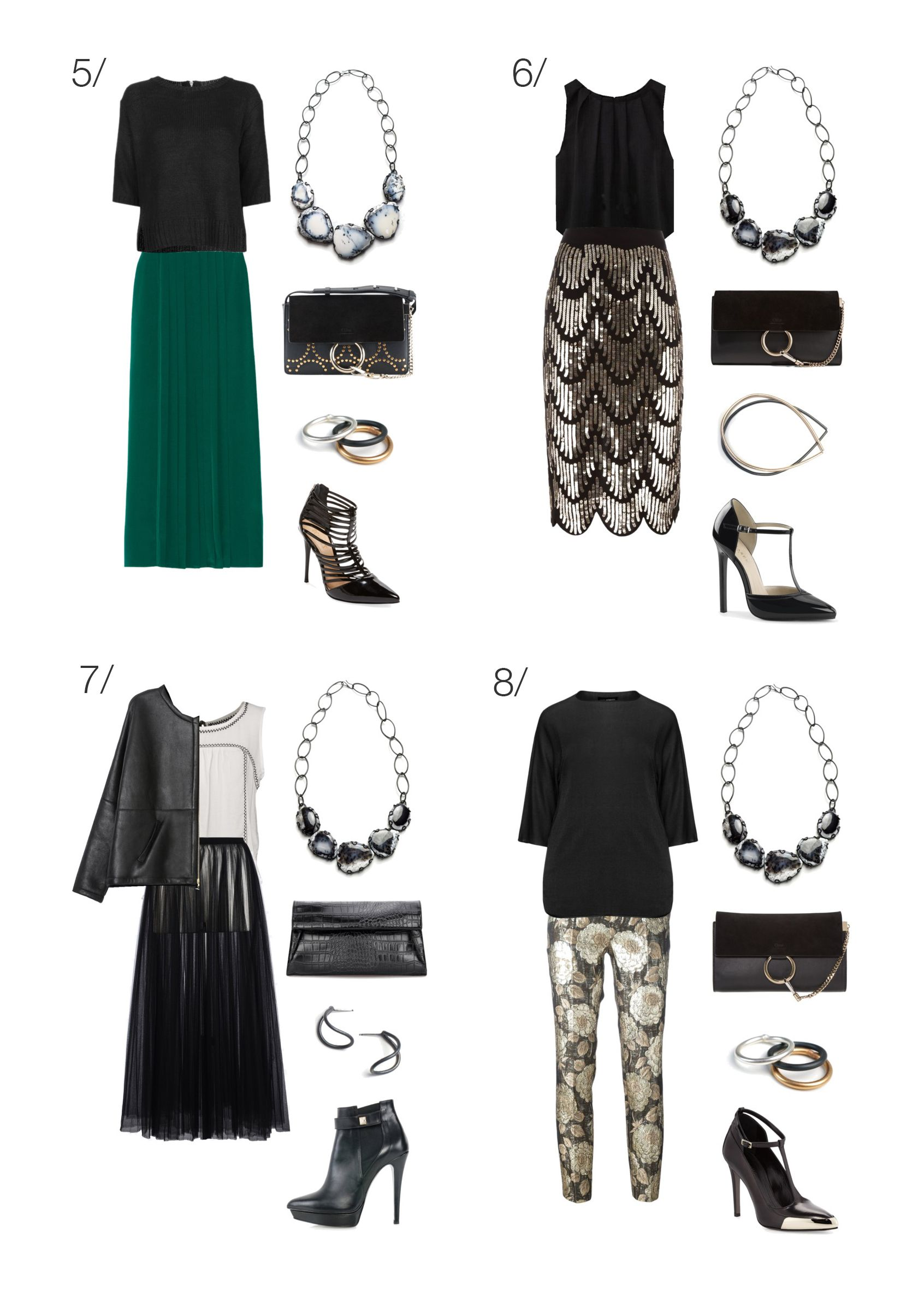 8 more outfits that are perfect to wear to a holiday party | Office ...