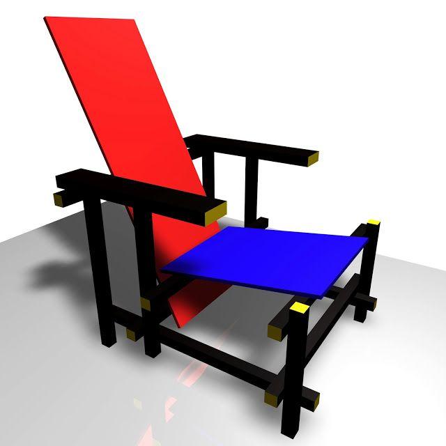 Rietveld Stuhl rietveld stuhl design